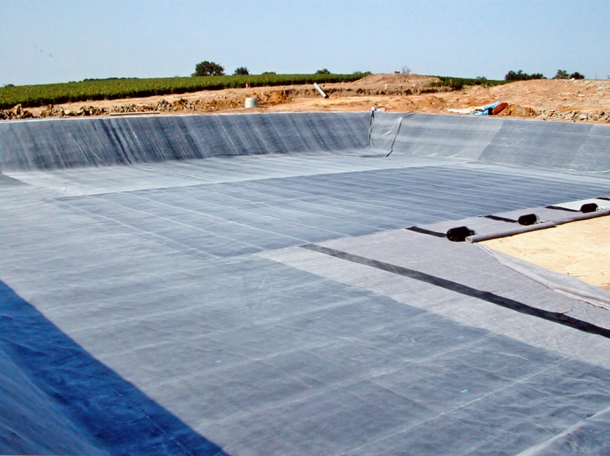 G omembrane epdm certifi e asqual fourniture et pose for Epdm firestone bassin